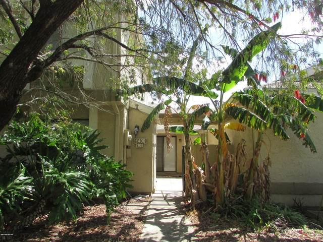 1400 Sheafe Avenue NE #108, Palm Bay, FL 32905 (MLS #871202) :: Premium Properties Real Estate Services