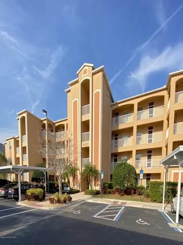 6838 Toland Drive #305, Melbourne, FL 32940 (MLS #871223) :: Premium Properties Real Estate Services