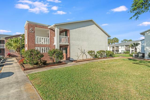 1880 Knox Mcrae Drive #203, Titusville, FL 32780 (MLS #871319) :: Premium Properties Real Estate Services