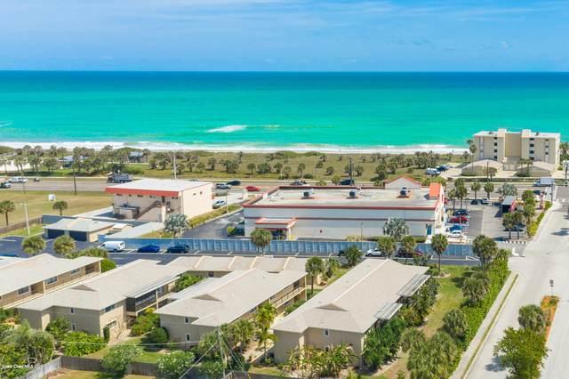 110 Desoto Parkway #4, Satellite Beach, FL 32937 (MLS #871417) :: Premium Properties Real Estate Services