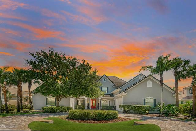 383 Lanternback Island Drive, Satellite Beach, FL 32937 (MLS #871419) :: Armel Real Estate