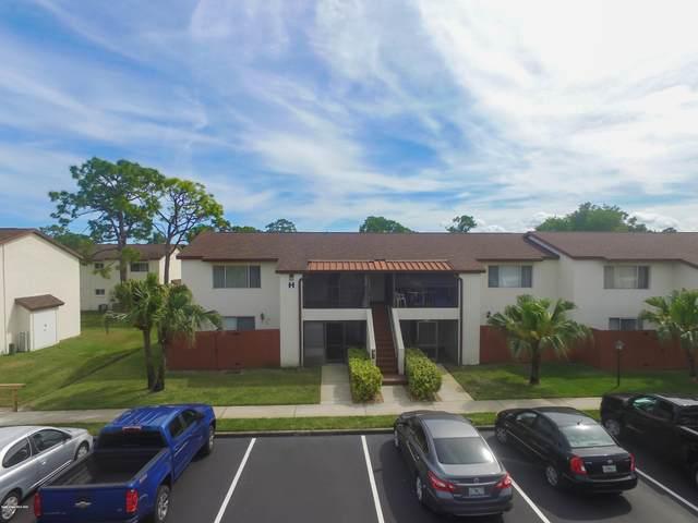 610 N Wickham Road #74, Melbourne, FL 32935 (MLS #871439) :: Premium Properties Real Estate Services