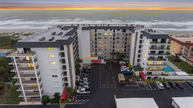 650 N Atlantic Avenue #510, Cocoa Beach, FL 32931 (MLS #871498) :: Blue Marlin Real Estate