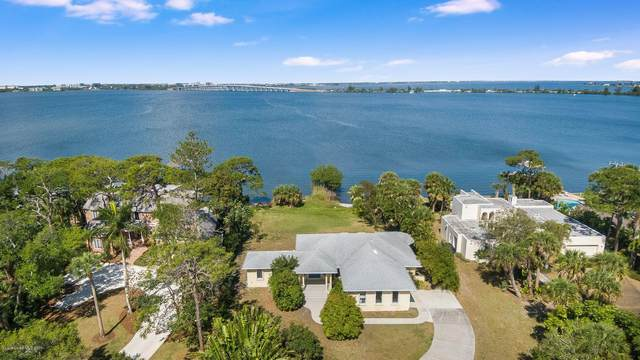 1314 S Riverside Drive S, Indialantic, FL 32903 (MLS #871535) :: Premium Properties Real Estate Services