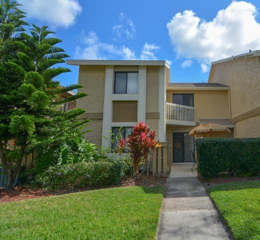 1020 NE Abada Court #103, Palm Bay, FL 32905 (MLS #871548) :: Premium Properties Real Estate Services