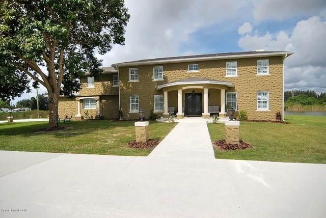 1445 Martin Road, Rockledge, FL 32955 (MLS #871563) :: Blue Marlin Real Estate