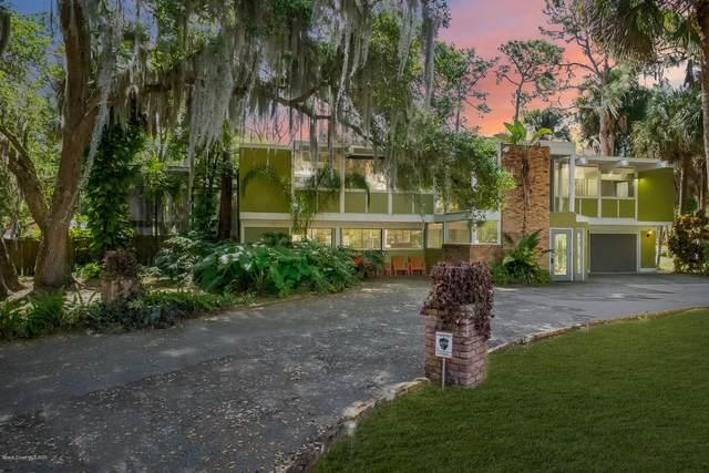 6565 Ward Parkway, Melbourne Village, FL 32904 (MLS #871586) :: Premium Properties Real Estate Services