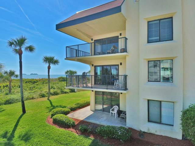 547 Taylor Avenue #547, Cape Canaveral, FL 32920 (MLS #871608) :: Blue Marlin Real Estate