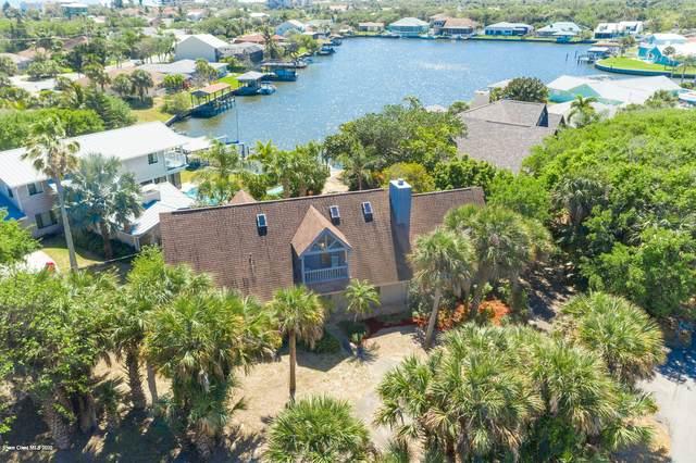 261 Arrowhead Lane, Melbourne Beach, FL 32951 (MLS #871700) :: Premium Properties Real Estate Services