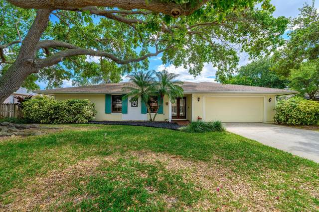 421 Monaco Drive, Indialantic, FL 32903 (MLS #871714) :: Premium Properties Real Estate Services