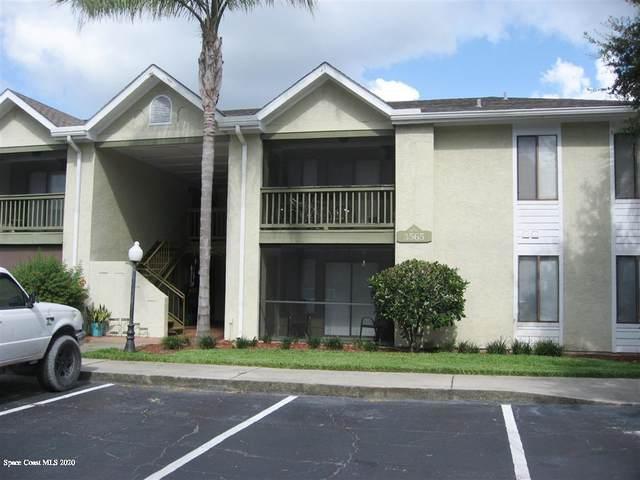 3565 Sable Palm Lane D, Titusville, FL 32780 (MLS #871718) :: Premium Properties Real Estate Services