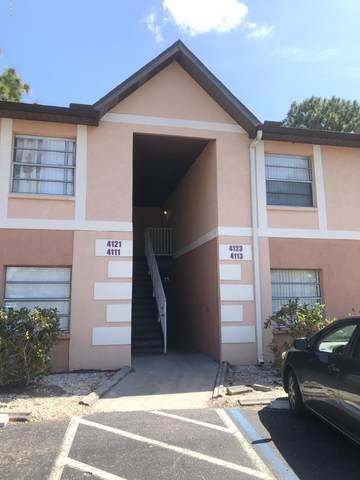 4123 Pinewood Drive NE #6, Palm Bay, FL 32905 (MLS #871773) :: Premium Properties Real Estate Services