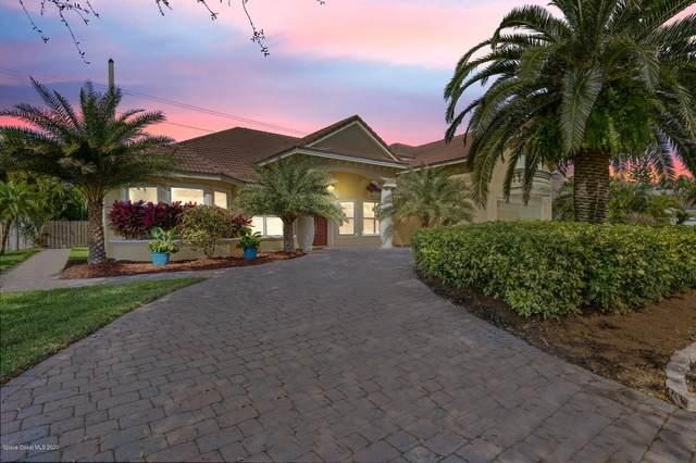 1760 Canterbury Drive, Indialantic, FL 32903 (MLS #871792) :: Premium Properties Real Estate Services