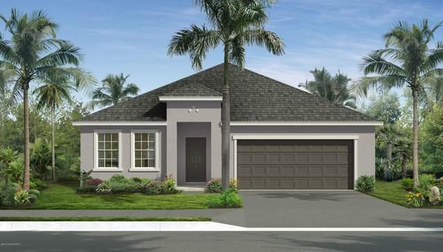 665 Boughton Way, West Melbourne, FL 32904 (MLS #871867) :: Blue Marlin Real Estate