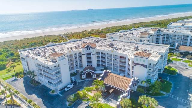 703 Solana Shores Drive #510, Cape Canaveral, FL 32920 (MLS #871890) :: Blue Marlin Real Estate