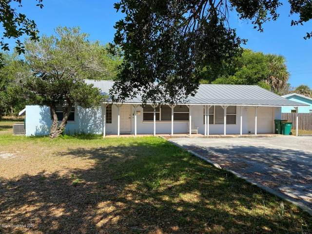 612 Ballard Drive, Melbourne, FL 32935 (MLS #871917) :: Blue Marlin Real Estate