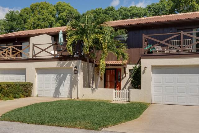 255 S Tropical Trl B3, Merritt Island, FL 32952 (MLS #871950) :: Blue Marlin Real Estate
