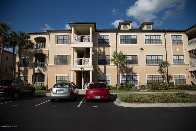 6461 Borasco Drive #2804, Melbourne, FL 32940 (MLS #871981) :: Premium Properties Real Estate Services