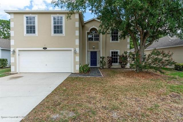 449 Macon Drive, Titusville, FL 32780 (MLS #872060) :: Coldwell Banker Realty
