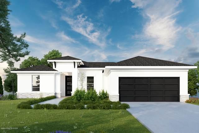 1467 Xavier Avenue SE, Palm Bay, FL 32909 (MLS #872150) :: Armel Real Estate