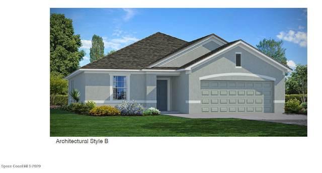859 SW Corbin Circle SW, Palm Bay, FL 32908 (MLS #872167) :: Armel Real Estate