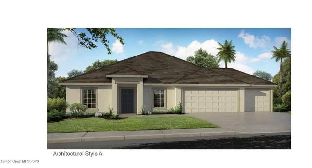 1461 Denali Street SE, Palm Bay, FL 32909 (MLS #872168) :: Armel Real Estate