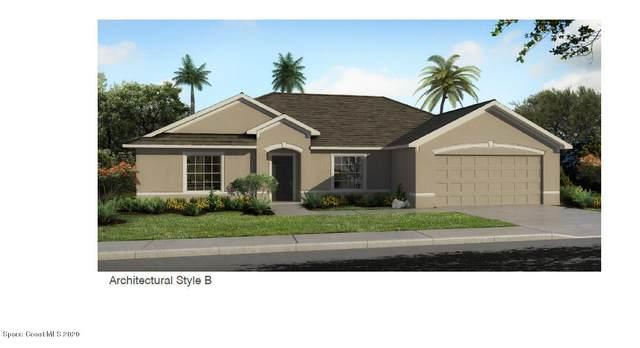 1426 SE Graves Street SE, Palm Bay, FL 32909 (MLS #872174) :: Armel Real Estate