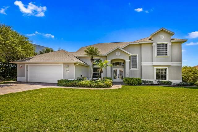 151 Seaglass Drive, Melbourne Beach, FL 32951 (MLS #872177) :: Premium Properties Real Estate Services