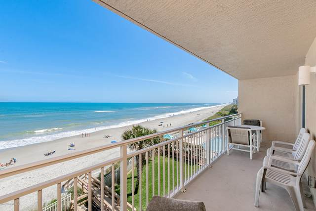 2055 Highway A1a #405, Indian Harbour Beach, FL 32937 (MLS #872189) :: Blue Marlin Real Estate
