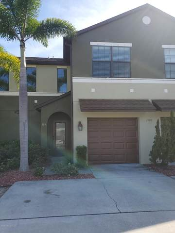 1400 Lara Circle #104, Rockledge, FL 32955 (MLS #872198) :: Premium Properties Real Estate Services