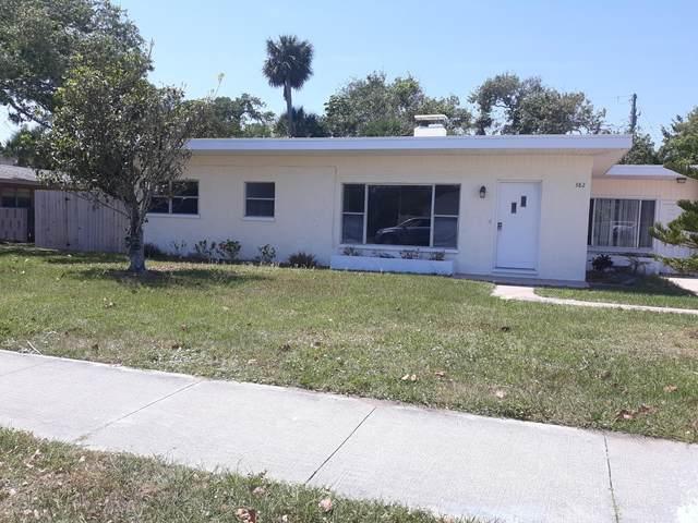 382 Woodland Avenue, Cocoa Beach, FL 32931 (MLS #872218) :: Premium Properties Real Estate Services