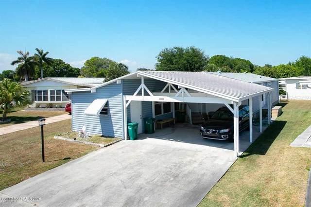 1076 Royal Palm Drive, Barefoot Bay, FL 32976 (MLS #872226) :: Premium Properties Real Estate Services