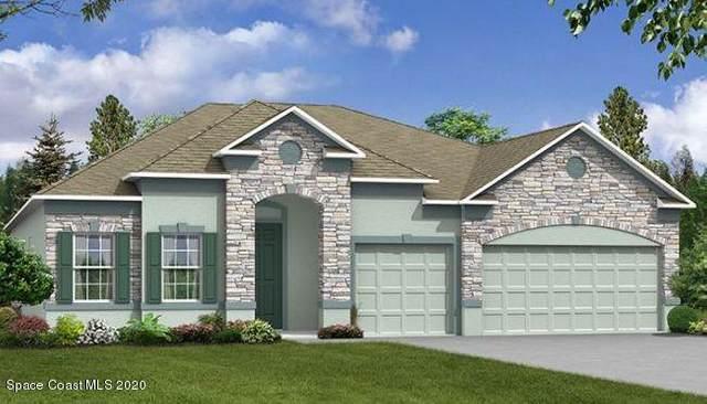 3471 Breezy Point Lane, Cocoa, FL 32926 (MLS #872244) :: Premium Properties Real Estate Services