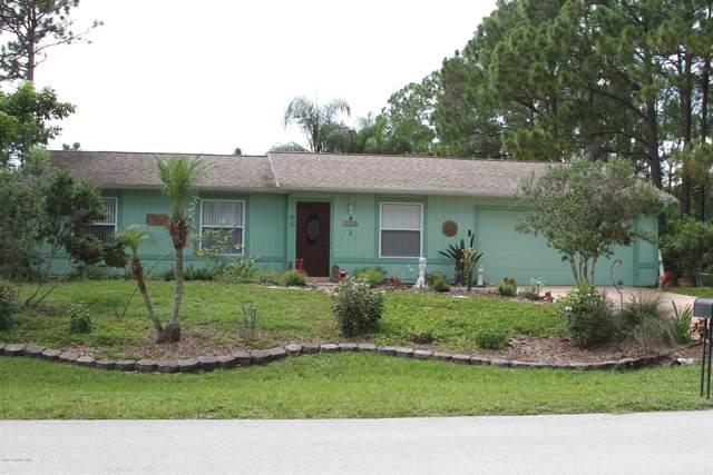 1918 Warton Avenue SE, Palm Bay, FL 32909 (MLS #872313) :: Blue Marlin Real Estate