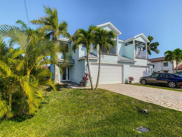 35 Unknown Avenue, Cocoa Beach, FL 32931 (MLS #872325) :: Blue Marlin Real Estate