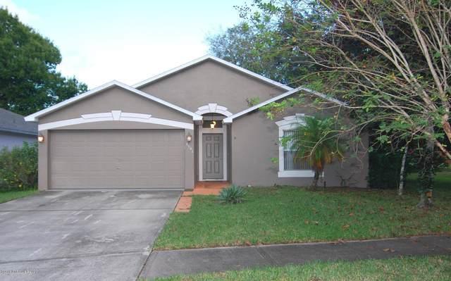 4541 Derbyshire Drive, Titusville, FL 32780 (MLS #872328) :: Blue Marlin Real Estate