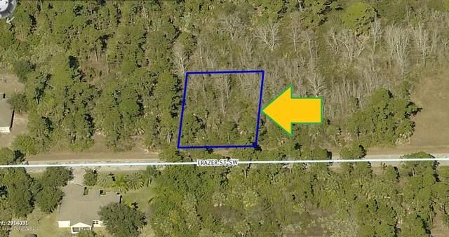 307 Frazer Street SW, Palm Bay, FL 32908 (MLS #872332) :: Blue Marlin Real Estate