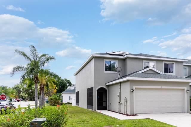 3758 Chambers Lane #7, Cocoa, FL 32926 (MLS #872360) :: Premium Properties Real Estate Services