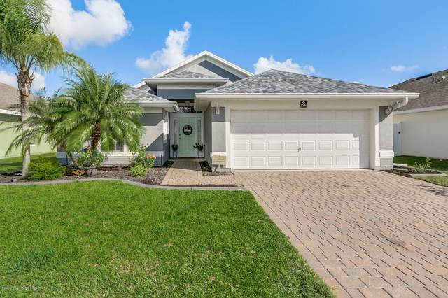 2331 Bridgeport Circle, Rockledge, FL 32955 (MLS #872397) :: Premium Properties Real Estate Services
