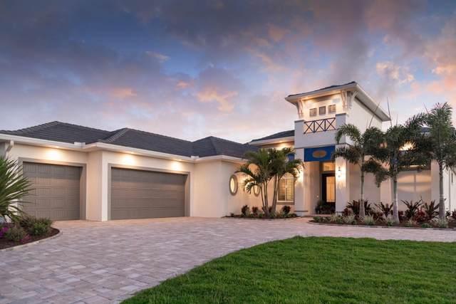 196 Tequesta Harbor Drive, Merritt Island, FL 32952 (MLS #872404) :: Premium Properties Real Estate Services