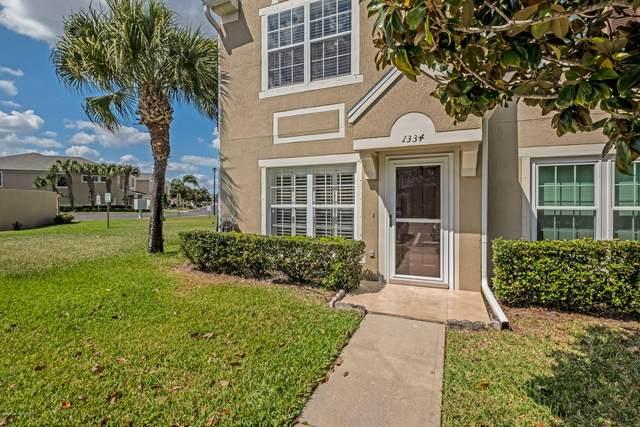 1334 Hampton Park Lane, Melbourne, FL 32940 (MLS #872407) :: Premium Properties Real Estate Services