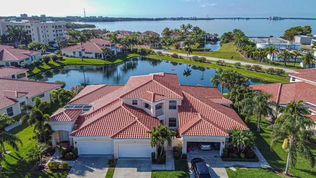 8678 Villanova Drive #402, Cape Canaveral, FL 32920 (MLS #872413) :: Premium Properties Real Estate Services