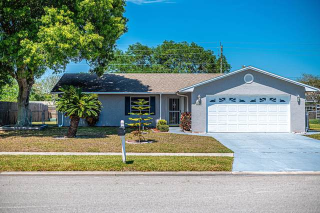 1930 Tallridge Road, Melbourne, FL 32935 (MLS #872416) :: Premium Properties Real Estate Services