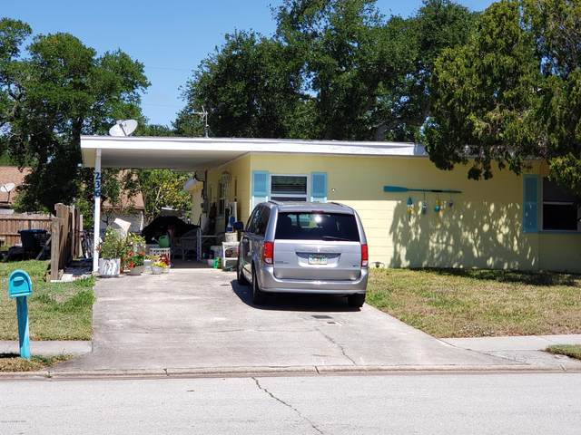 236 Polk Avenue, Cape Canaveral, FL 32920 (MLS #872420) :: Premium Properties Real Estate Services