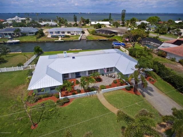 2395 Brookside Way, Indialantic, FL 32903 (MLS #872443) :: Premium Properties Real Estate Services