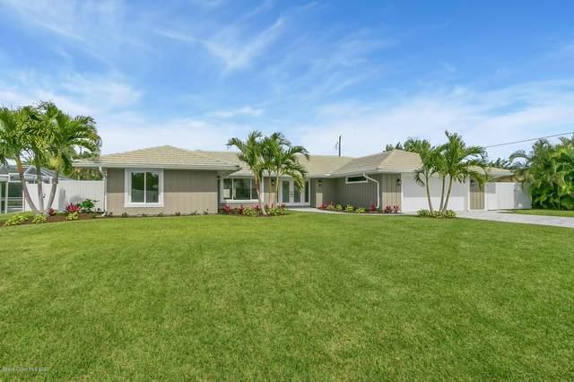 610 Hibiscus Trail, Melbourne Beach, FL 32951 (MLS #872482) :: Premium Properties Real Estate Services
