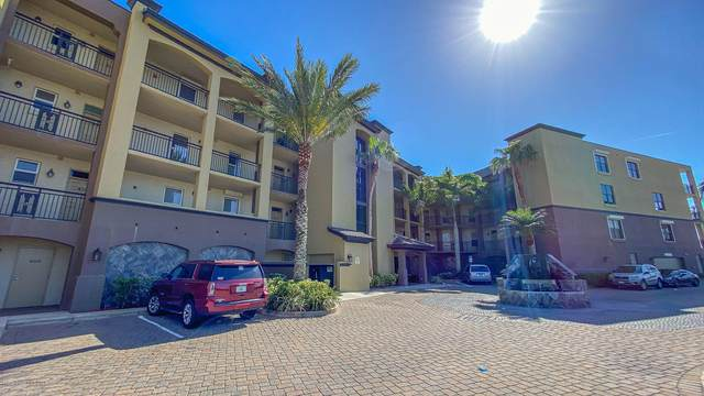 4125 W End Road #404, Cocoa Beach, FL 32931 (MLS #872501) :: Premium Properties Real Estate Services