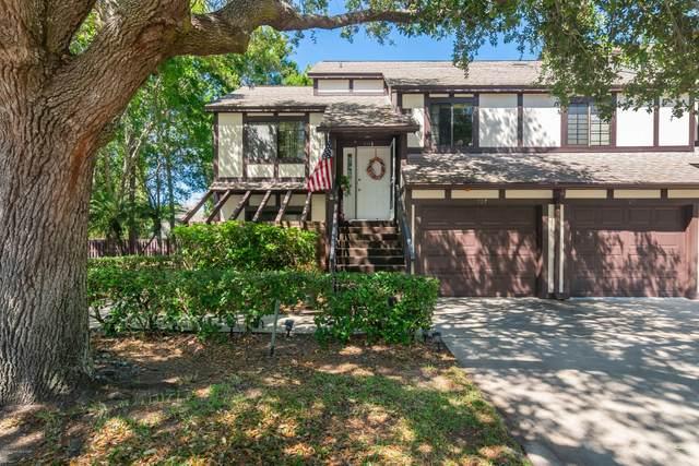 725 Greenwood Manor Circle 20-B, West Melbourne, FL 32904 (MLS #872538) :: Premium Properties Real Estate Services