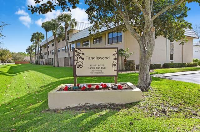 325 Tangle Run Boulevard #1131, Melbourne, FL 32940 (MLS #872560) :: Engel & Voelkers Melbourne Central