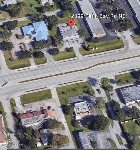 2099 Palm Bay Road NE, Palm Bay, FL 32905 (MLS #872630) :: Blue Marlin Real Estate